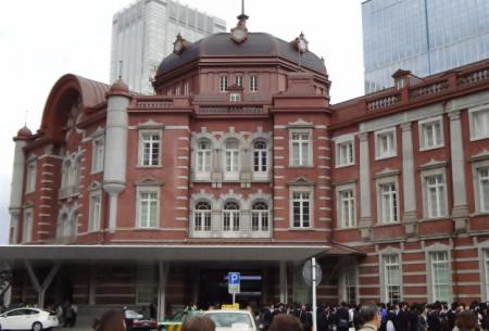 2012.10.22東京駅5
