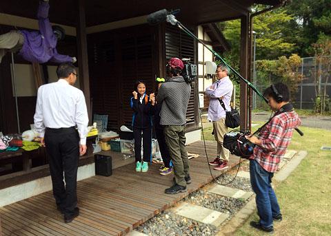 石川TV収録1