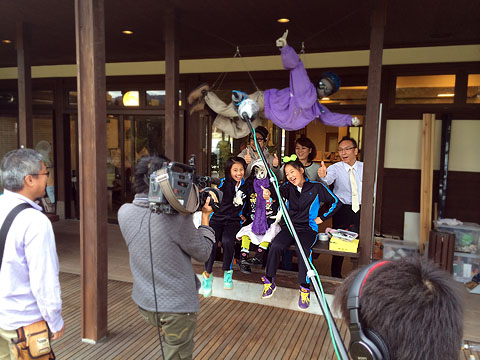 石川TV収録3