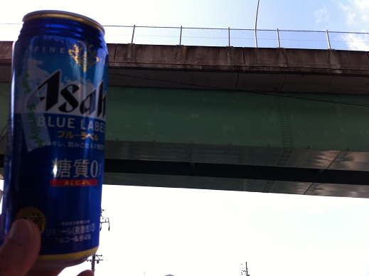○○とビール