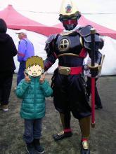食のフェスティバル-薩摩剣士