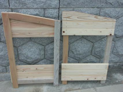 ゴミ収納BOX-フレーム2