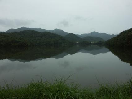 戸川池満水