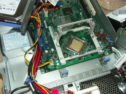 CPU換装