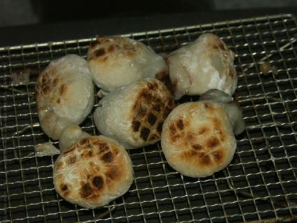 焼きあんこ餅