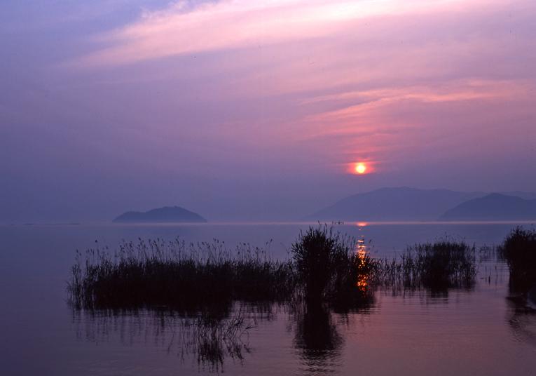 湖北夕暮れ01