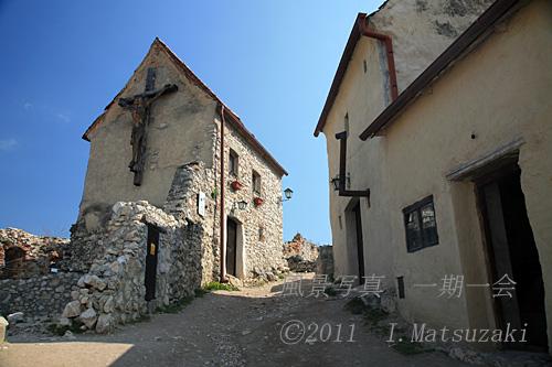 要塞の教会 ルーマニア