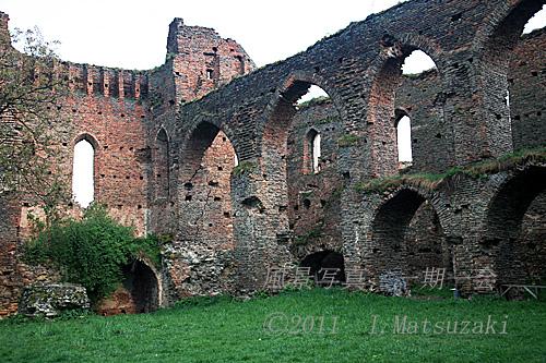 要塞遺跡 ルーマニア