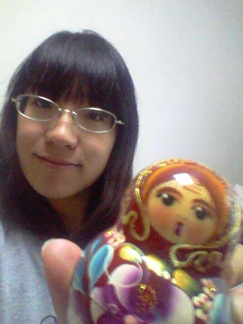マトリョーシカと私