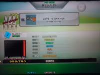 ESP LOVE IS ORANGE PFC