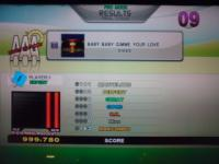 ESP BABY BABY GIMME YOUR LOVE PFC