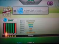 ESP BALLAD THE FEATHERS PFC