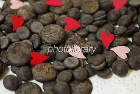 1100368 ハートとチョコレート