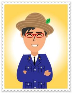 敷島博士(和歌山市)