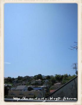 屋上の景色
