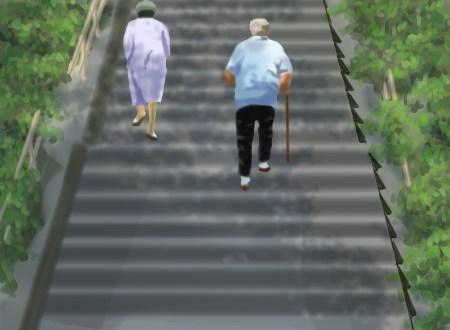 映画「歩いても 歩いても」観ました