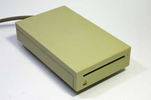 Apple 800K External Drive