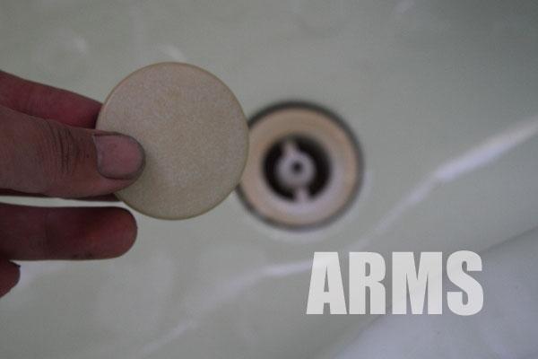 ノーリツ 浴槽の排水栓 故障 修理