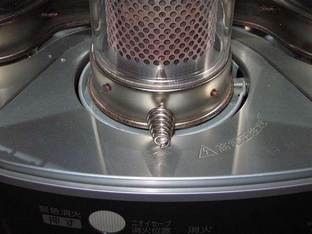 TOYOTOMI トヨトミ 石油ストーブ RS-S23C(B) 燃焼筒 セット