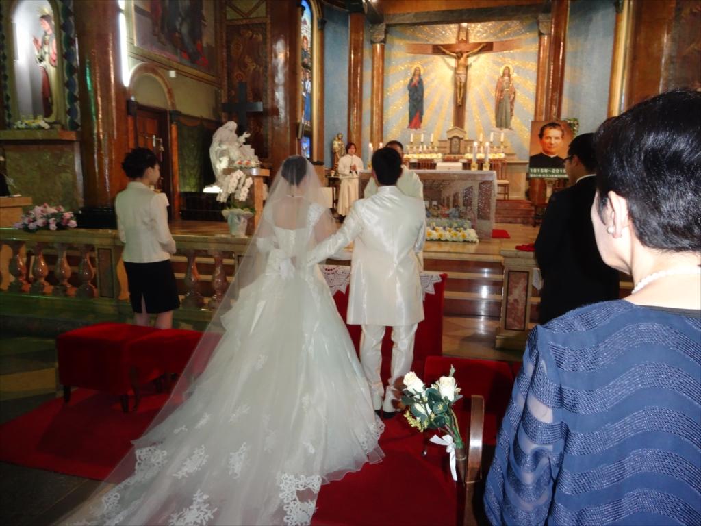 結婚式の様子_1