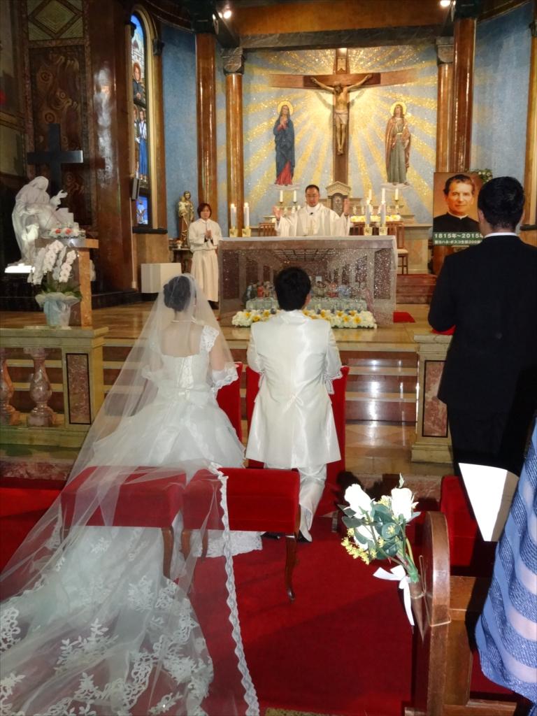 結婚式の様子_3