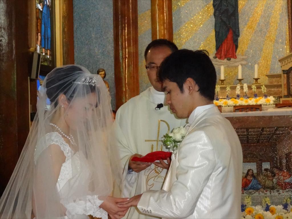 結婚式の様子_4