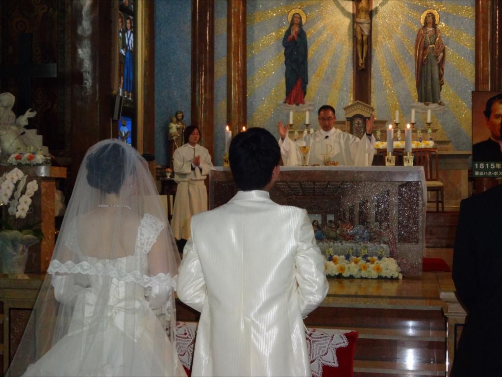 結婚式の様子_6