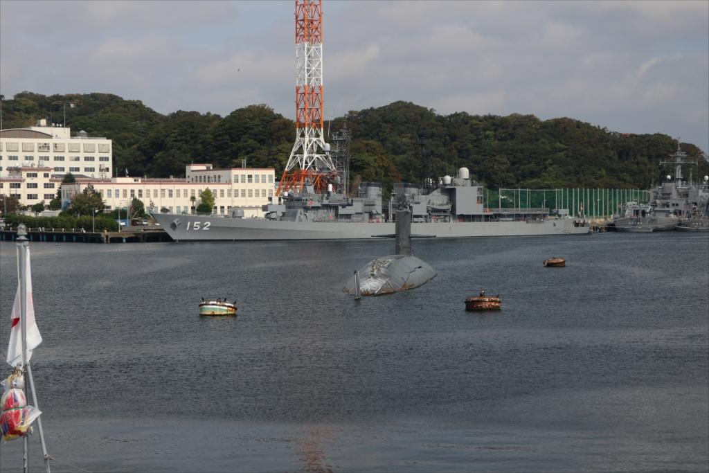 処分を待つだけの潜水艦ほか