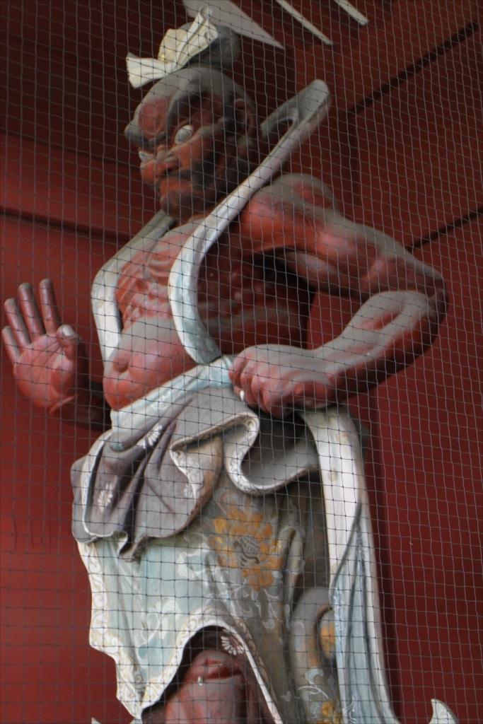 台徳院霊廟 惣門_4