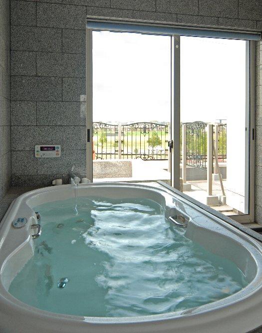 Yo浴室露天風