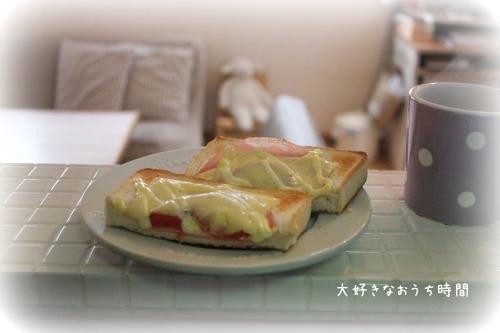 朝食kakou