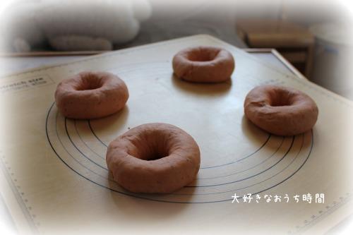 ベーグル発酵kakou