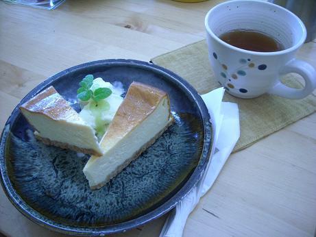 5月1日cheesecake