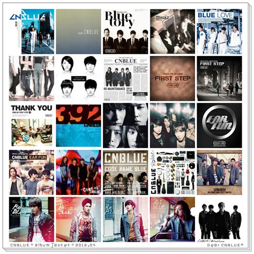 CNBLUE = album jacket =_mini