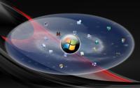 CircleDock 楕円2適用