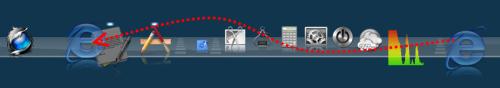 RK Launcher 追加アイテム アイコン移動