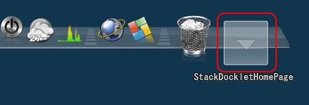 Stacks Dockletの追加完了