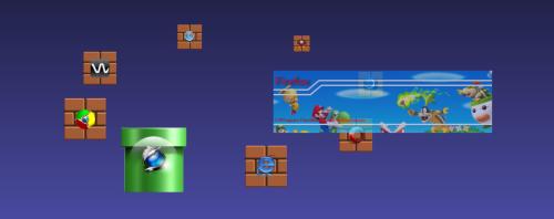 SliderDock テーマの変更スクリーンショット2