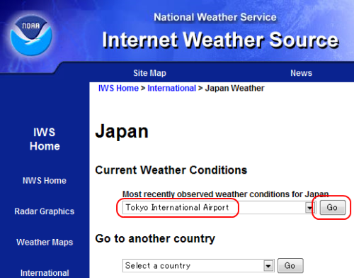 National Weather Service(Japan)