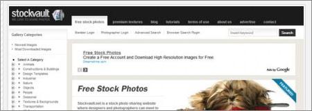 フリー写真サイト