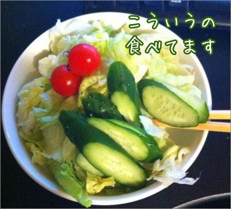 私が食べてる野菜もり