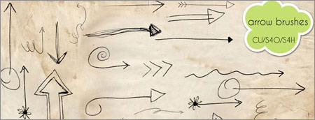 手書き風のブラシ2