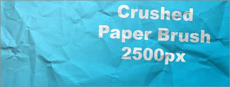 紙のphotoshopブラシ