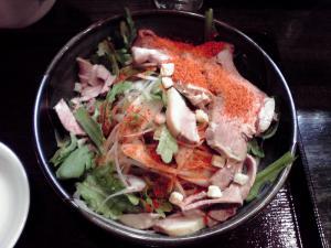 麺屋 彩々 辛味噌和え麺
