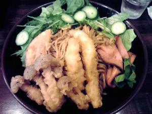 綿麺 フライデーナイト Part46 (13/6/7) 冷やしぶっかけそば