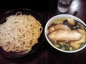 綿麺 フライデーナイト Part48 (13/6/28) 塩つけ麺