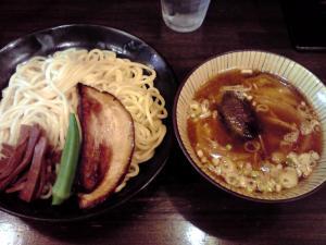 綿麺 フライデーナイト Part49 (13/7/12) お醤油のつけ麺