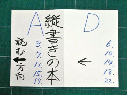 豆本の作り方02.組版