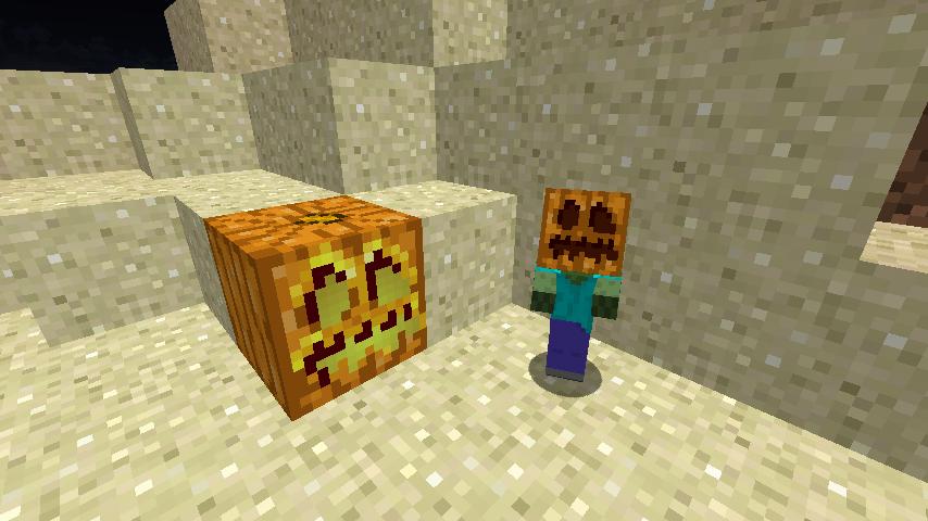 minecraft halloween 2014-2