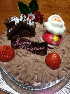 クリスマス2012 スーパー